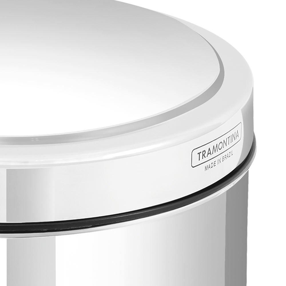 Lixeira Inox com Pedal 30 Litros - Imagem zoom