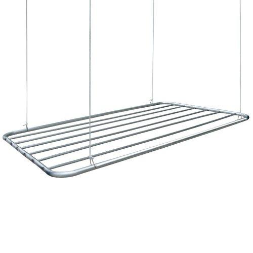 varal de teto em alumínio 1,00m x 0,56m