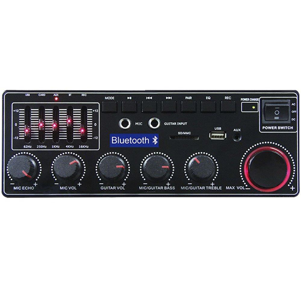 Caixa Amplificadora Multiuso com Karaokê e Bluetooth 130W  - Imagem zoom