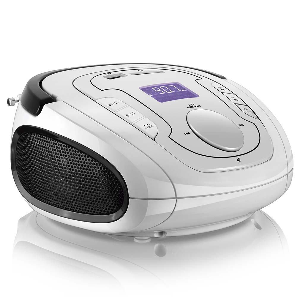 Caixa de Som Boombox Bluetooth 5 em 1  - Imagem zoom