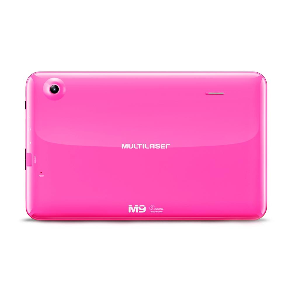 Tablet 9 Pol. Quad Core Rosa - Nb174 T - Imagem zoom