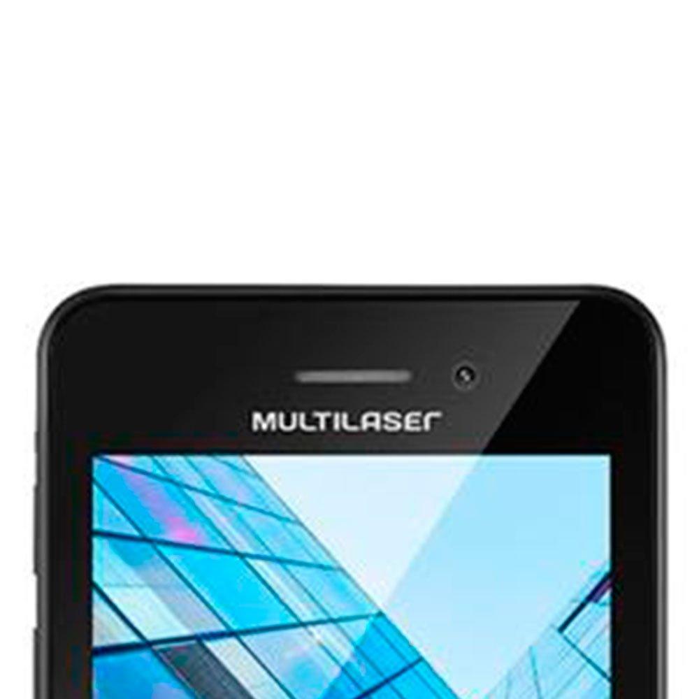 Smartphone 3G Dual Chip 4 Pol. Quad Core com Câmera MS40S Preto  - Imagem zoom