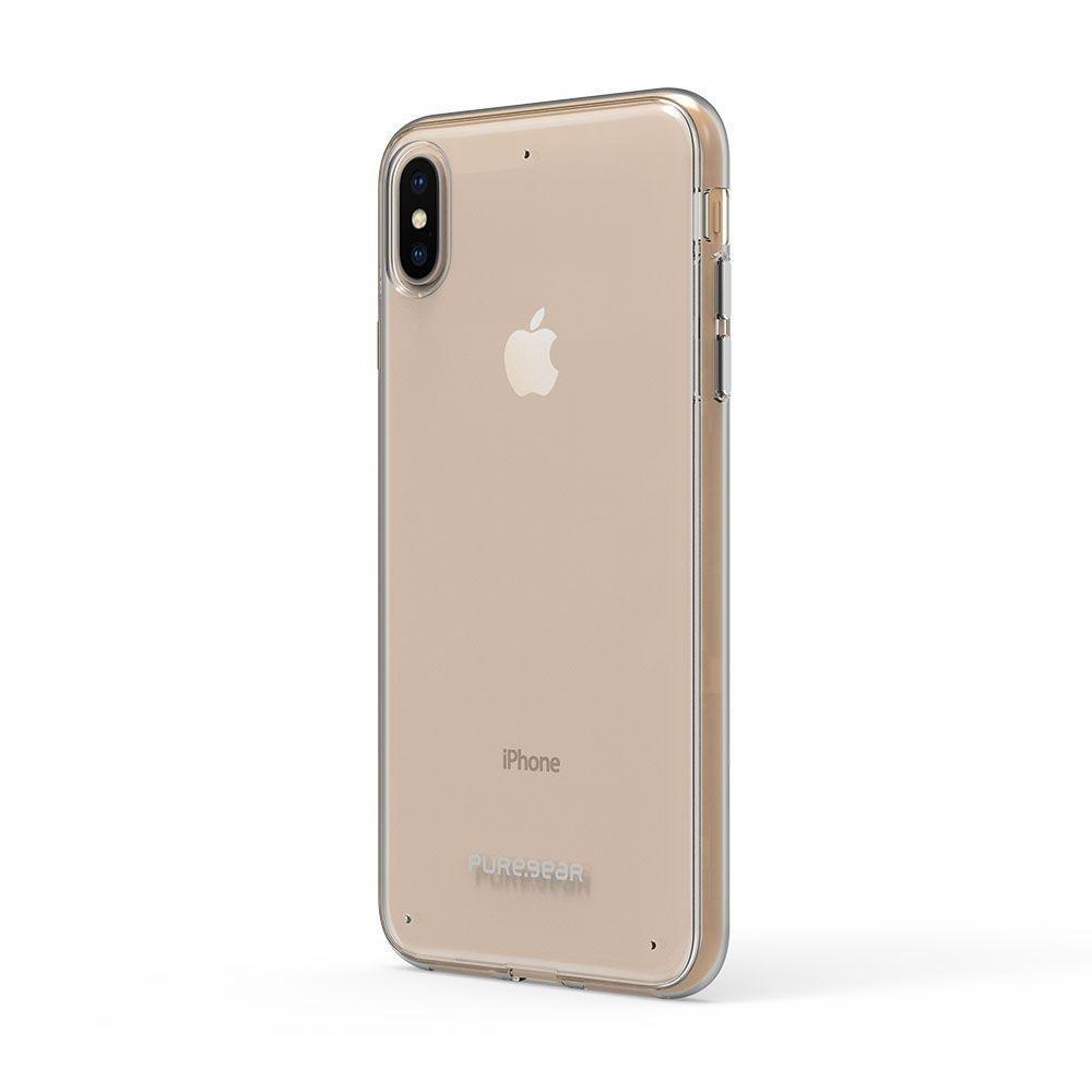 Capa  Iphone Xs/X Slim Shell Puregear transparente - Imagem zoom