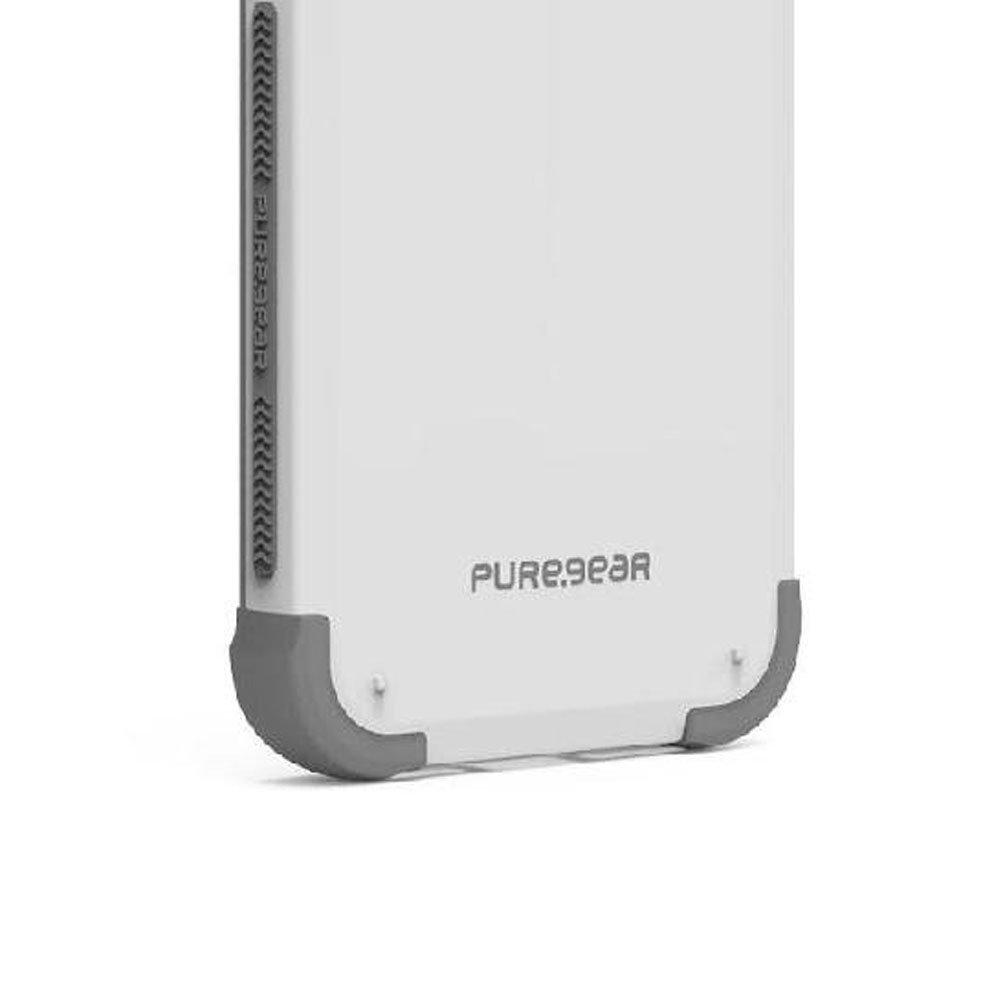 Capa Iphone 11 Pro 5.8 Dualtek Extreme Shock Puregear Branco/Cinza - Imagem zoom