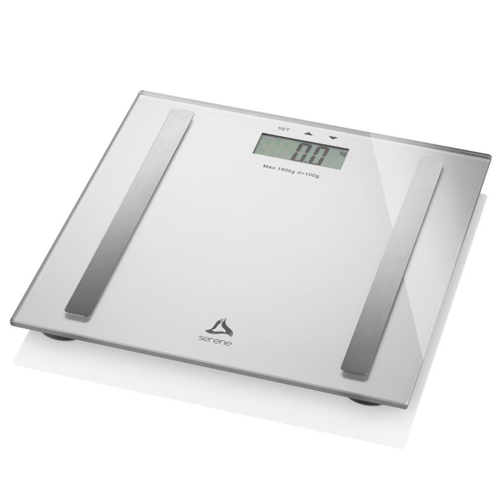 Balança Digital Digi-Health Pro Serene 180Kg Prata - Imagem zoom