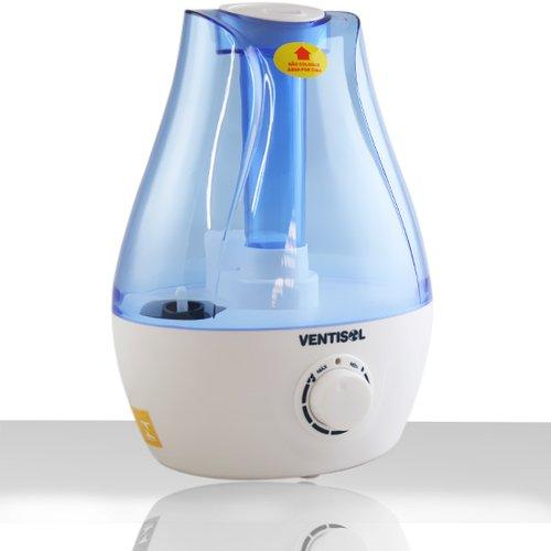 umidificador ultrasônico para ambientes - 1,8 litros - bivolt