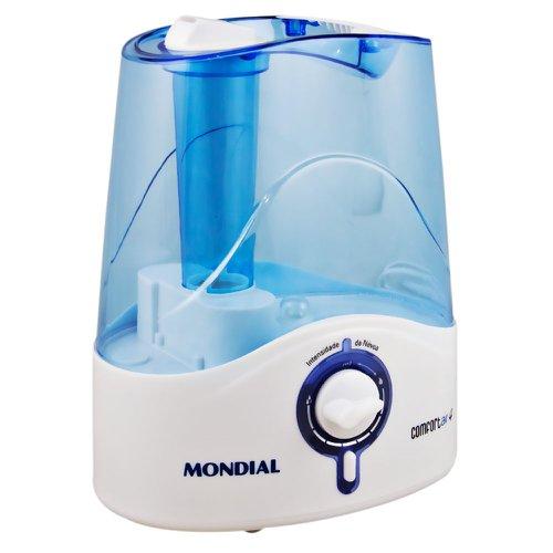 umidificador de ar ultrassônico confort air 4 35w 110v 4 litros