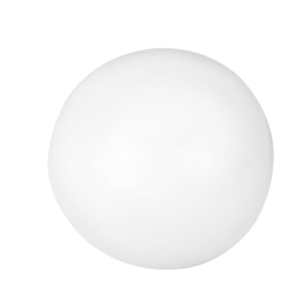 Batedor para Porta Tipo Bola Branca - Imagem zoom