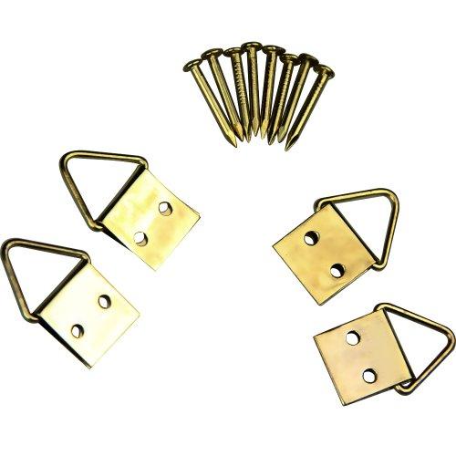 suporte triângulo pequeno para quadros com 4 unidades