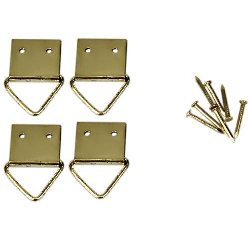 suporte triângulo grande para quadros com 4 unidades