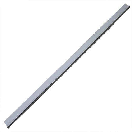 friso para porta branco com lâmina em pvc 80cm