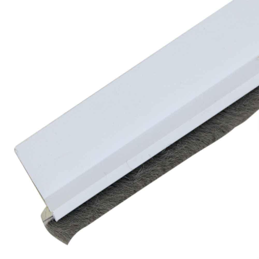 Friso para Porta Branco com Lâmina em PVC 80cm - Imagem zoom