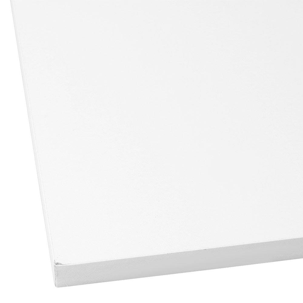 Prateleira Retangular 50 x 20 cm Branca - Imagem zoom