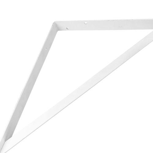 suporte para prateleira reforçada de 50cm