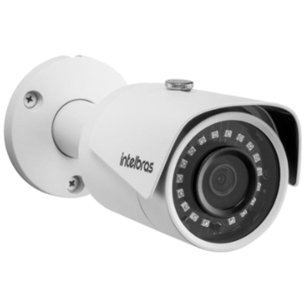 Câmera de Segurança Infravermelho Full HD 30 Metros 2,8mm 2MP VIP 3230 B - Imagem zoom