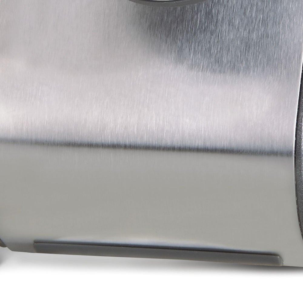 Fechadura Elétrica para Porta de Vidro Cromada PV-90 1R - Imagem zoom
