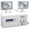 Iluminação Emergência LED 2 Faróis 960 Lumens com Bateria Selada - Imagem 1