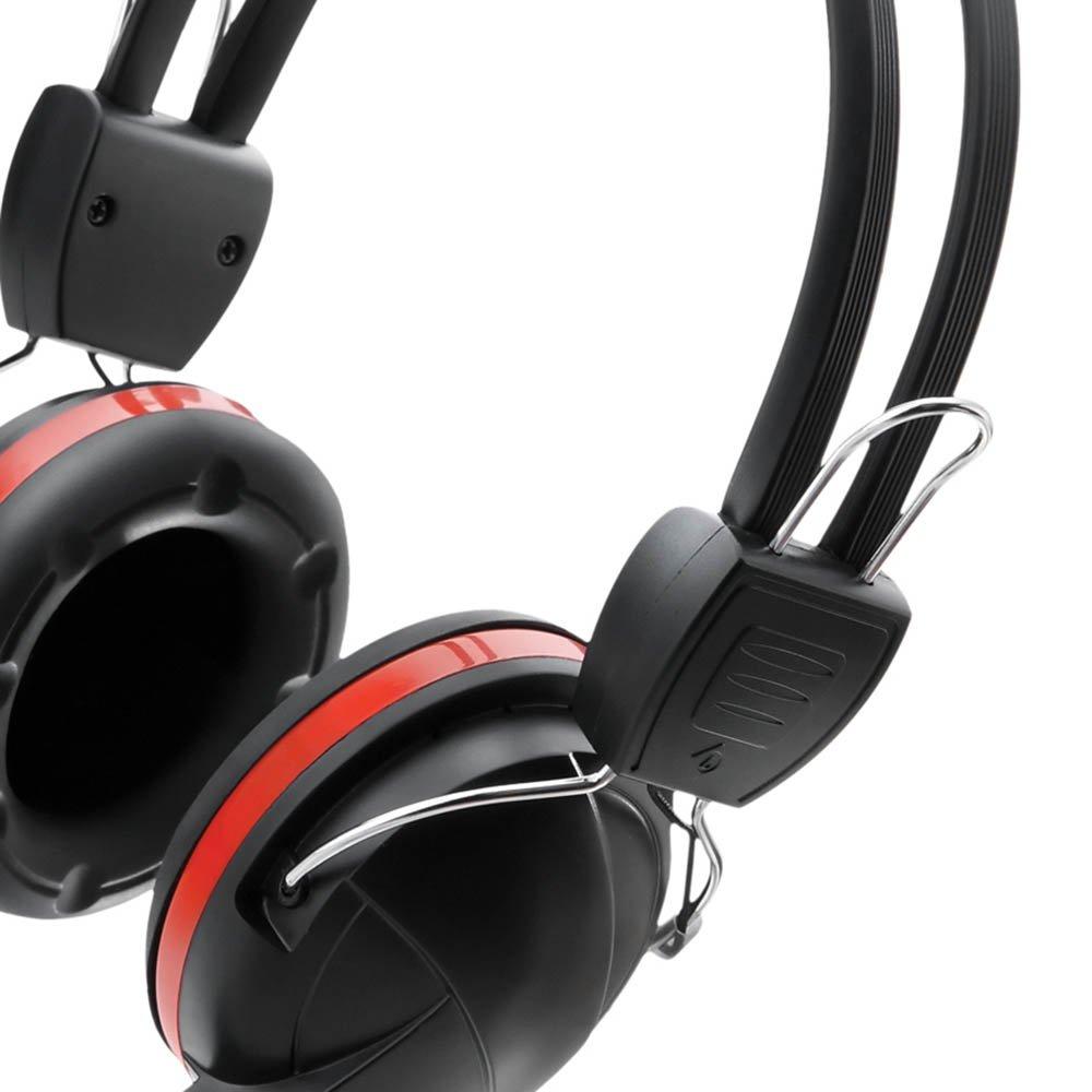 Fone de Ouvido com Microfone Premium Gamer Crab Ps2 - Imagem zoom