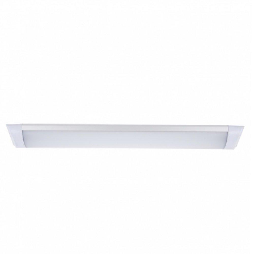 Luminária Retangular Led Slim 60 x 7,5 cm 18W Bivolt - Imagem zoom