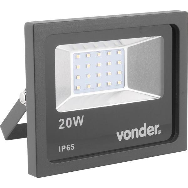 Refletor de LED 20 W RLV 020  - Imagem zoom
