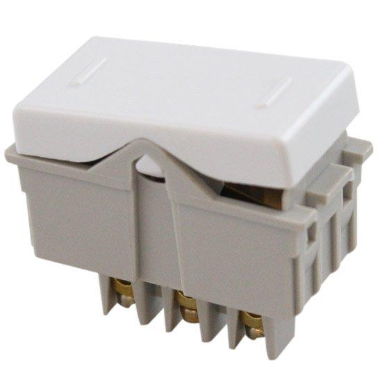 Interruptor Paralelo 10A  250V Branco