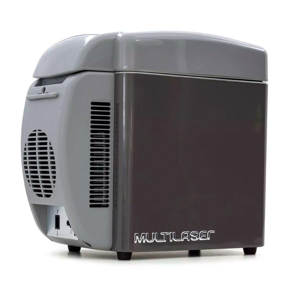 Mini Geladeira Cooler 7 Litros 12V Automotiva - Imagem zoom