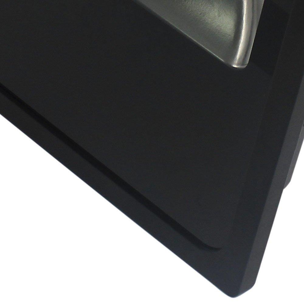 Refletor LED Slim 100W Luz Branca 6.000KBivolt - Imagem zoom