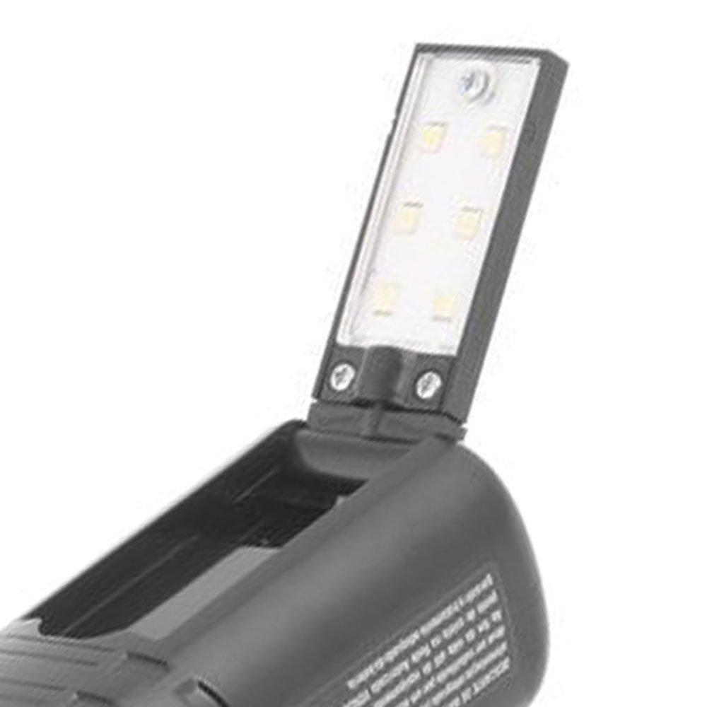 Lanterna Recarregável com 7 Leds LRV180 Bivolt - Imagem zoom