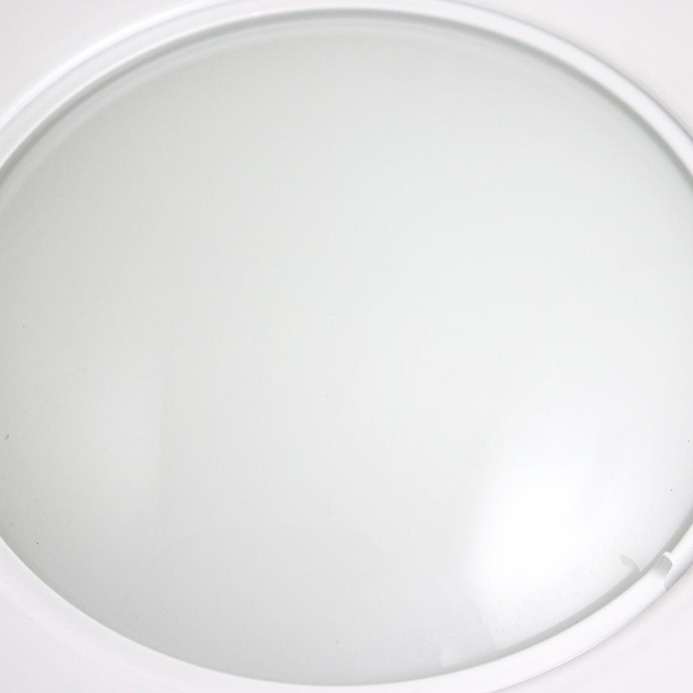 Luminária Circular de Sobrepor com 69 Leds Brancas - 6500k - Imagem zoom