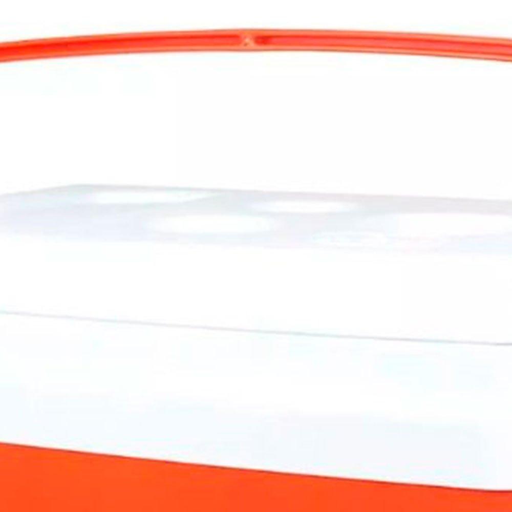 Caixa Térmica 34L Laranja  - Imagem zoom