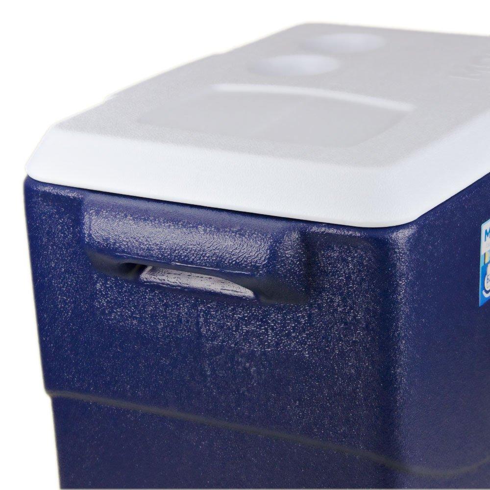 Caixa Térmica Glacial 40 Litros Azul - Imagem zoom
