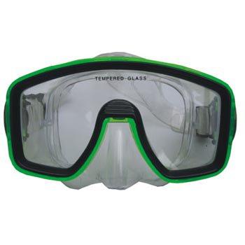 Máscara de mergulho lente única ROCKET - Imagem zoom