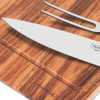 Conjunto para Churrasco Polywood Inox 3 Peças - Imagem 2