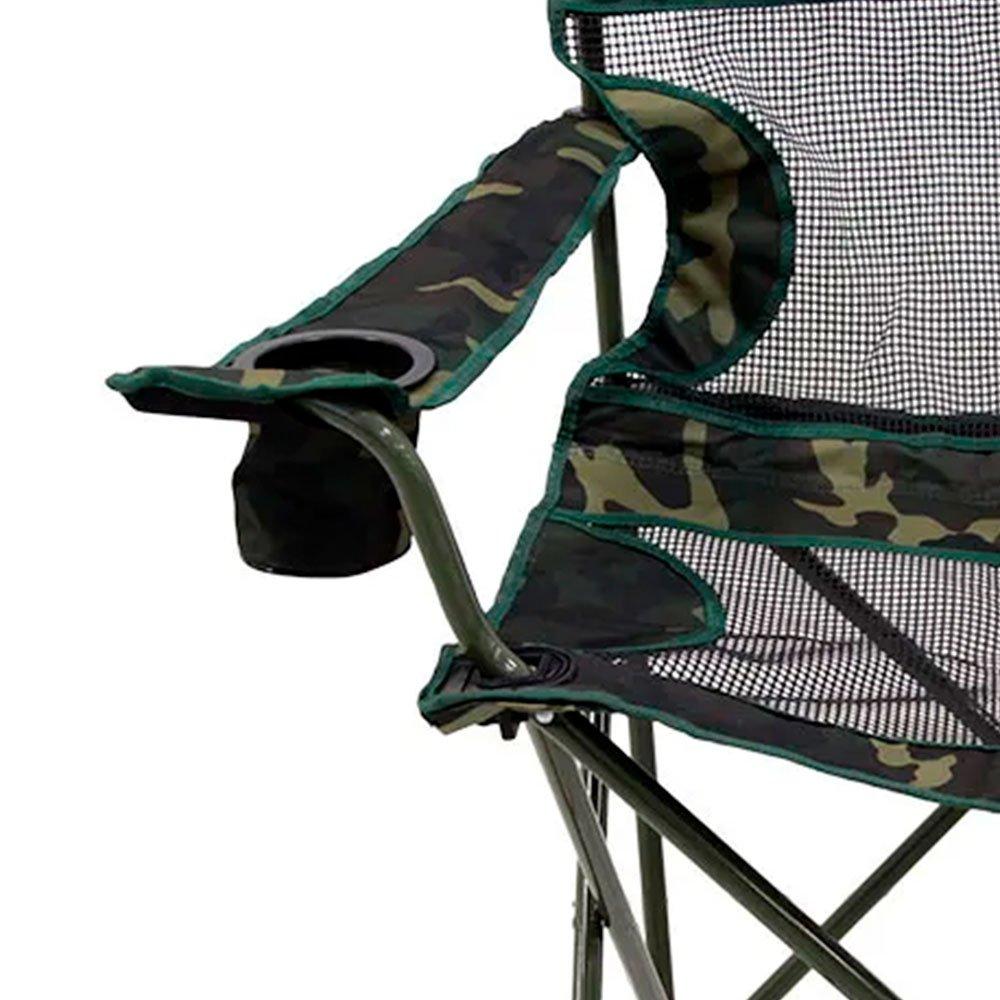 Cadeira Dobrável Fresno com Bolsa - Imagem zoom