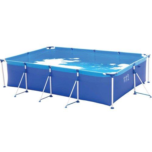 piscina premium 5.000 litros 3,25m x 2,06 x 75cm