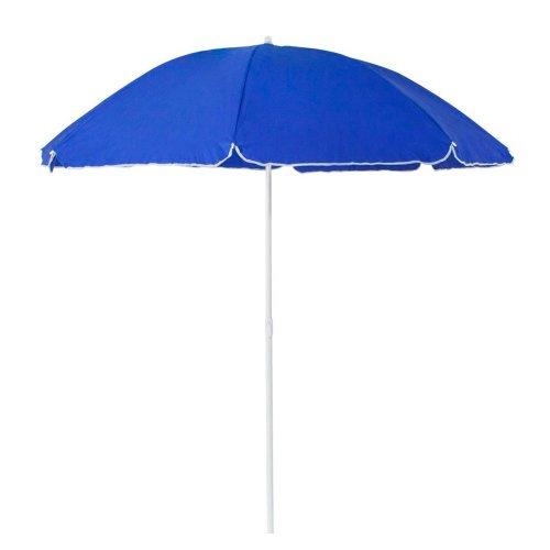 guarda-sol azul ntk caribe 180cm