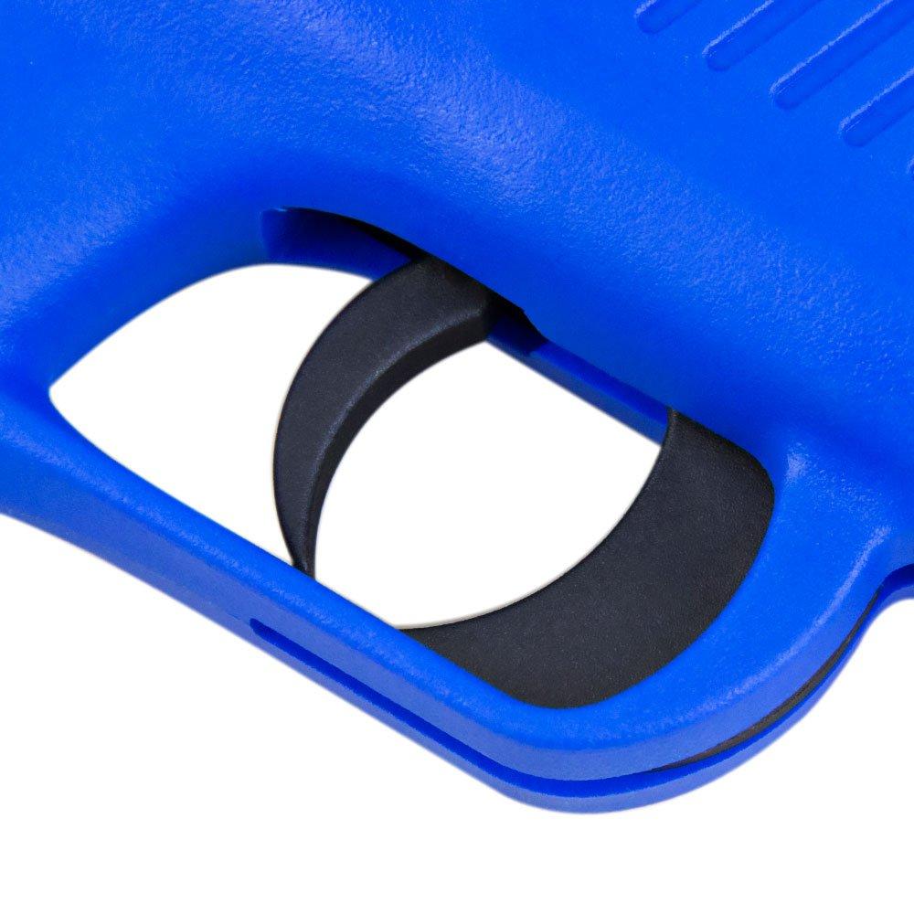 Carabina de Pressão Life Style Calibre 4,5mm Azul - Imagem zoom