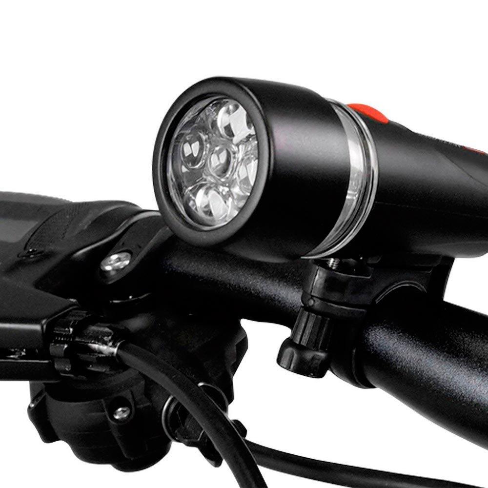 Farol Dianteiro a Prova D Água para Bicicleta - Imagem zoom