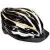 Capacete para Ciclismo Inmold com Led Preto G - Imagem 1