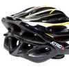 Capacete para Ciclismo Inmold com Led Preto G - Imagem 5