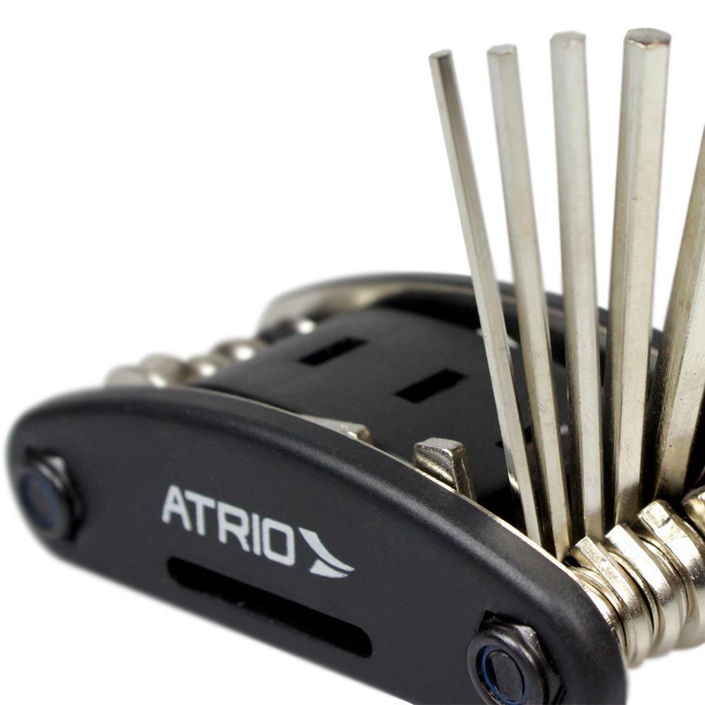 Canivete de Ferramentas com 15 Funções para Bicicleta - Imagem zoom