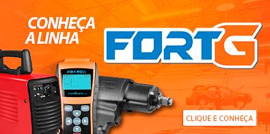 Conheça a Linha FortG - A Marca Forte do Profissional - Loja do Mecânico